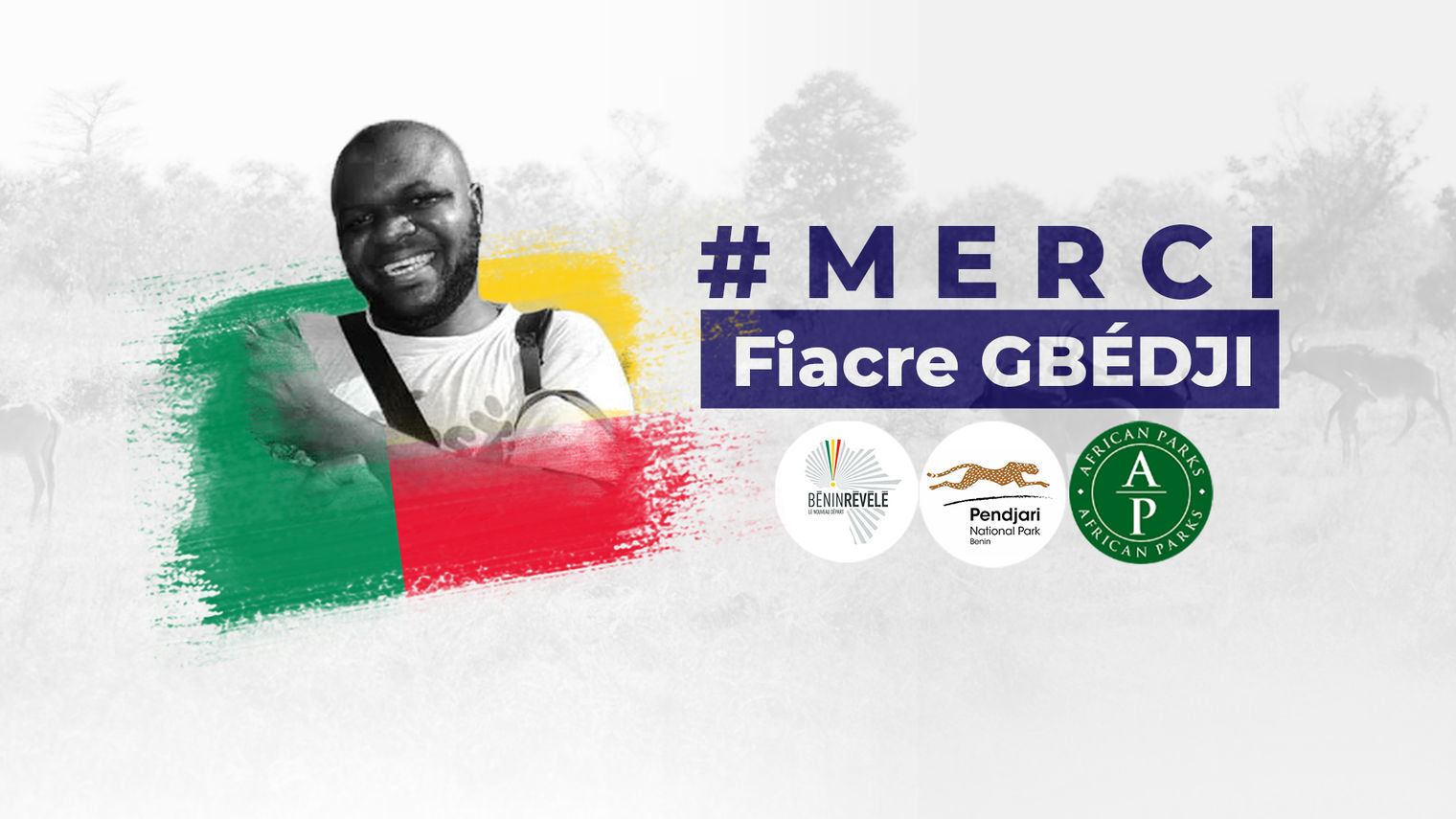 Fiacre Gbédji-OBA, le « martyr » de la Pendjari